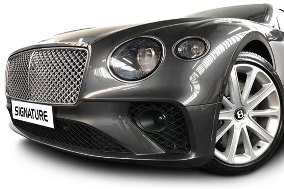 Bentley Continental GT W12 Nose