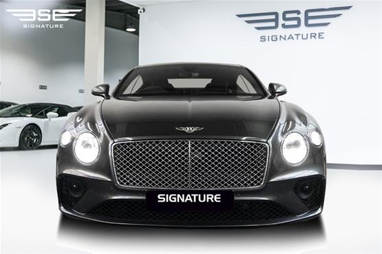Bentley Continental GT W12 Front View