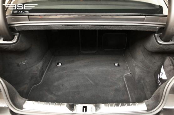 Bentley Continental GT W12 Boot Space
