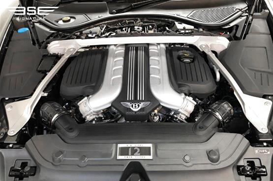 Bentley Continental GT W12 Engine