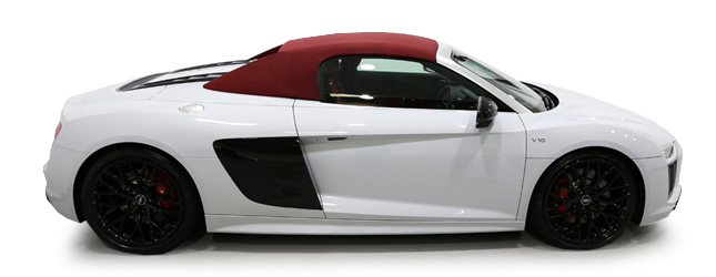 Audi R8 Spyder  - 05