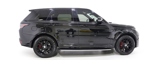 Range Rover Sport SVR 2018 - 11
