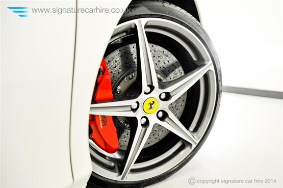 Ferrari 458 Italia Coupe  Alloy Wheel