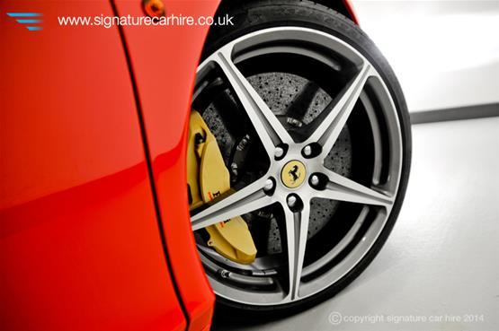 Ferrari 458 Spider Alloy