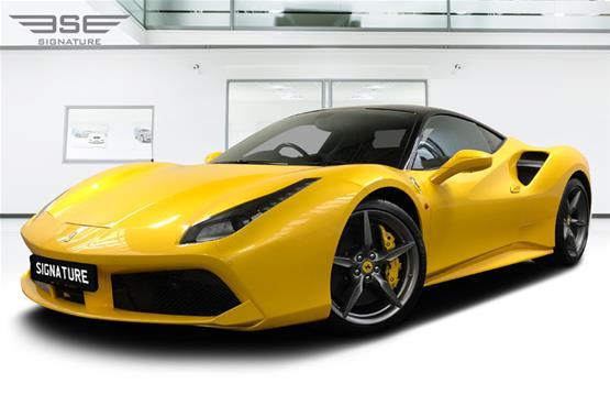 Hire Ferrari 488 GTB