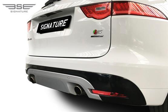 Jaguar F Pace S Rear Bumper