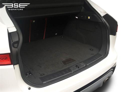 Jaguar F Pace S Boot Space