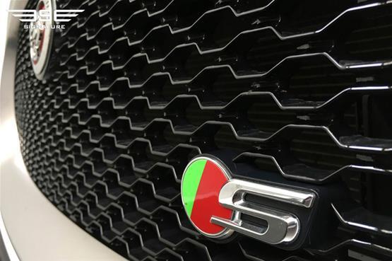 Jaguar F Pace S Front Grill