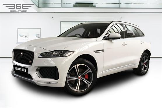 Hire Jaguar F Pace S