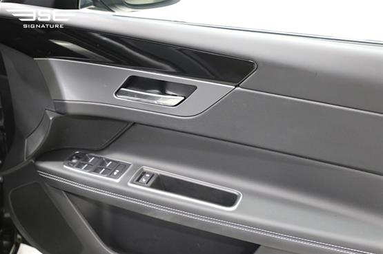 Jaguar XF Door Control