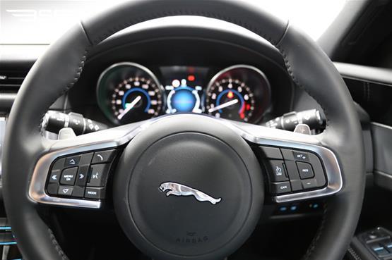 Jaguar XF Car Steering