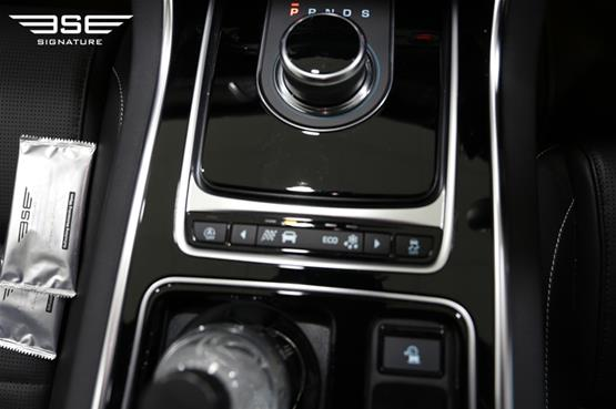 Jaguar XF Gear Shift