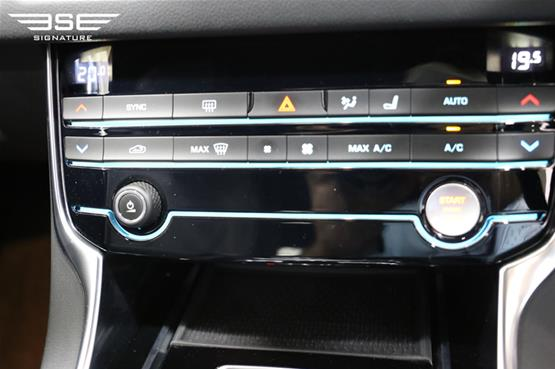Jaguar XF Air Conditioner