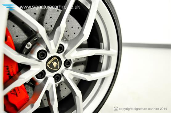 Lamborghini Huracan LP 610-4 Alloy Wheels