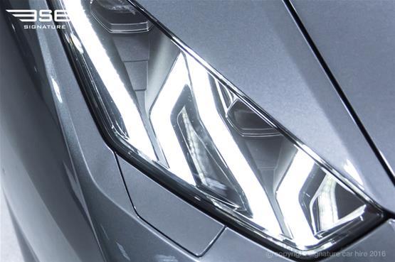 Lamborghini Huracan Spyder Front Lights