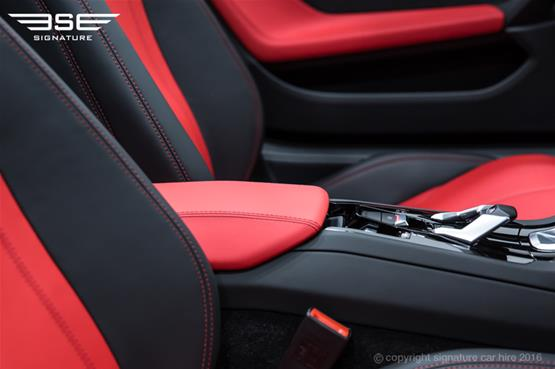 Lamborghini Huracan Spyder Arm Rest