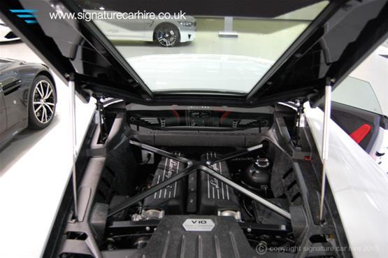 Lamborghini Huracan LP 610-4 Engine