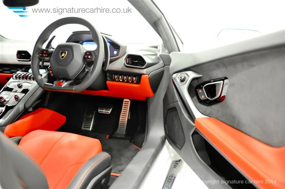 Lamborghini Huracan LP 610-4 Driver Seat