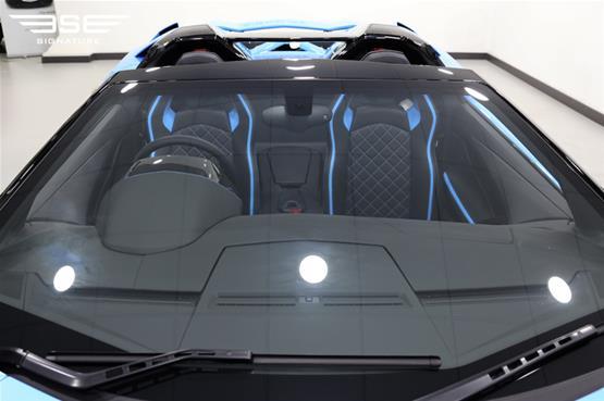 Lamborghini Aventador S Roadster Front Windshield