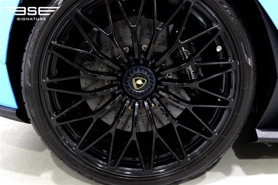 Lamborghini Aventador S Roadster Wheel