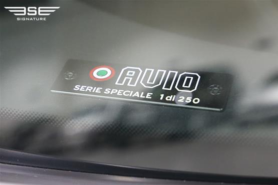 Lamborghini Huracan Avio Symbol