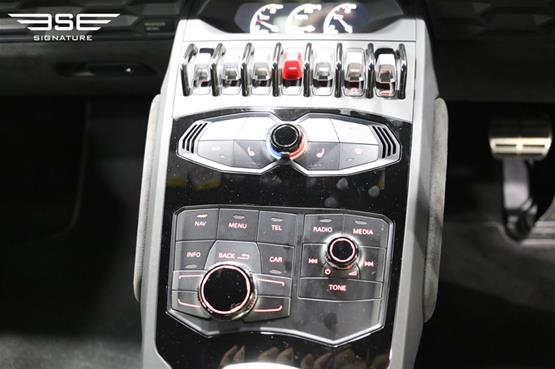 Lamborghini Huracan Avio Center Console