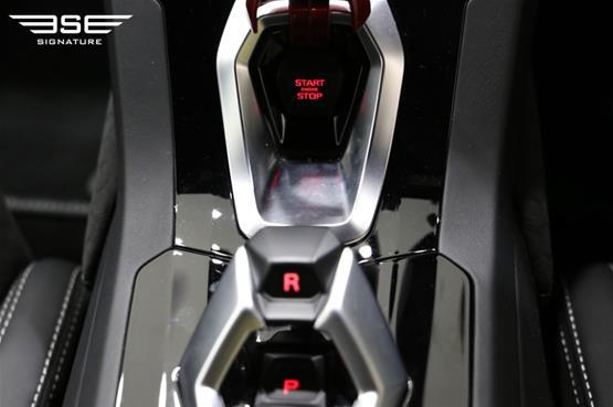 Lamborghini Huracan Avio Engine Start & Stop Button