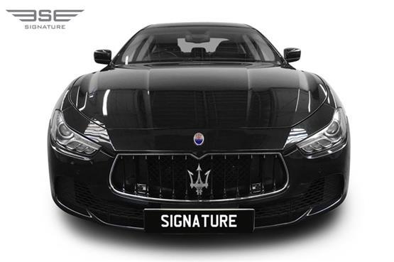 Maserati Ghibli Front View