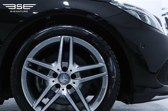 Mercedes Benz E220 AMG Cabriolet Front Alloy Wheel