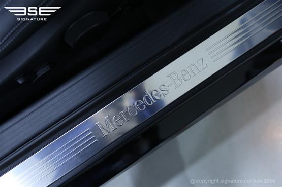 Mercedes Benz E220 AMG Cabriolet Door Grille