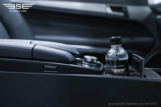 Mercedes Benz E220 AMG Cabriolet Bottle Stand