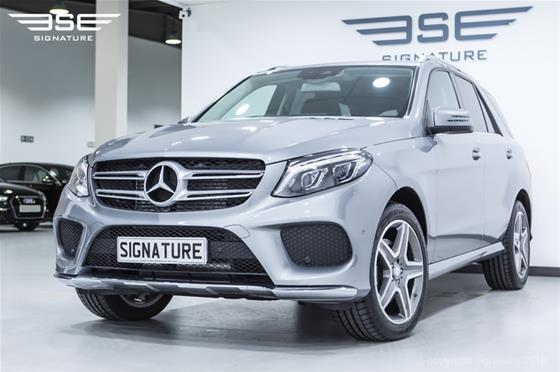 Mercedes-Benz GLE  250 AMG Line