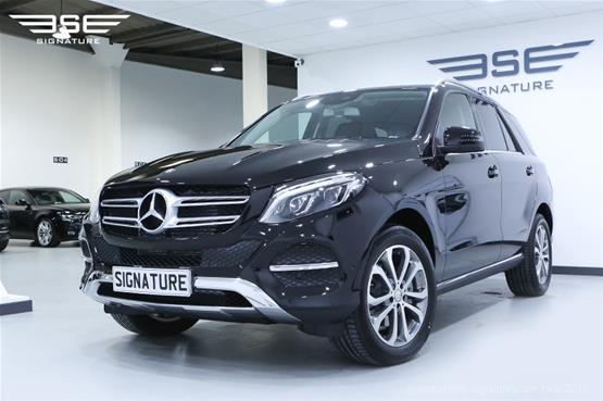 Mercedes Benz GLE 250D Sport in Experience Centre