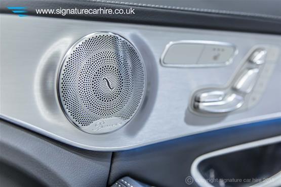 Mercedes C200 AMG Line Saloon