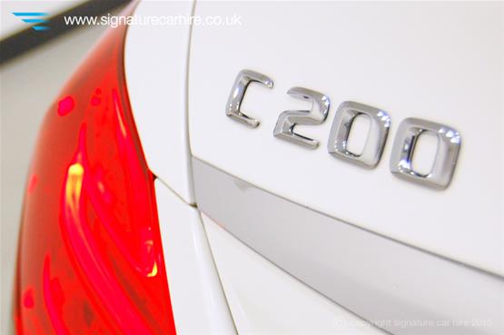 Mercedes C200 Saloon