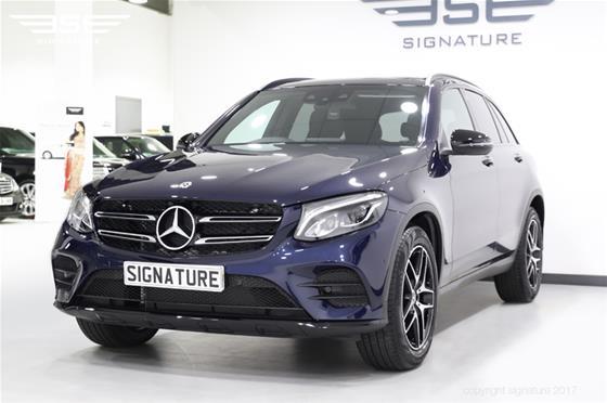 Mercedes Benz GLC 220d AMG Line Premium Plus