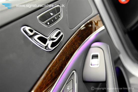 Mercedes New S Class S350 BlueTEC L