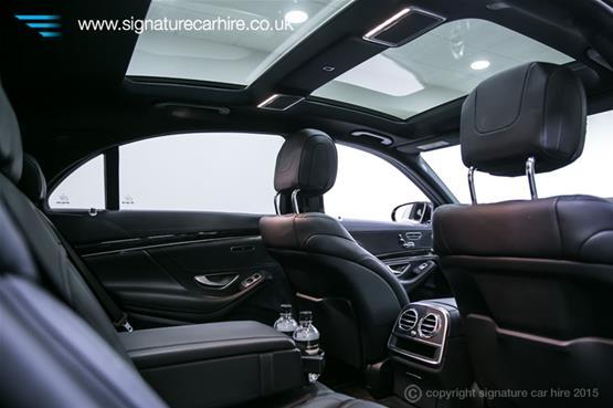 Mercedes New S Class S400 Hybrid AMG LWB