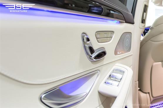Mercedes New S Class S500 AMG LWB Hybrid