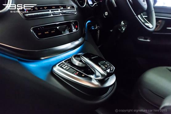 Mercedes V Class V250 Sport LWB