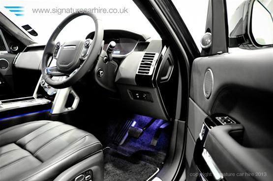 NEW Range Rover 3.0 TDV6 Vogue
