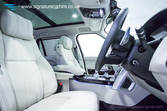 New Range Rover Vogue 4.4 SDV8 Autobiography LWB