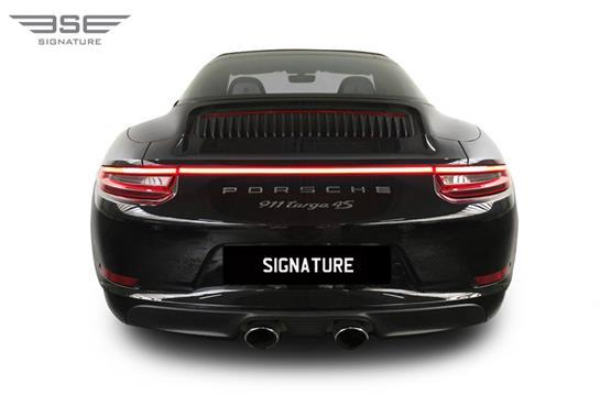 Porsche-911-Targa-4S-rear view