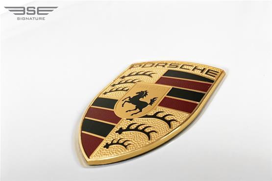 Porsche 718 Boxster Logo 2