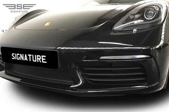 Porsche Cayman 718 Front Grill