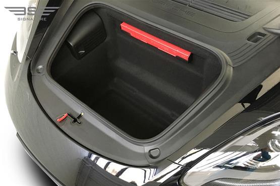 Porsche Cayman 718 Boot Space