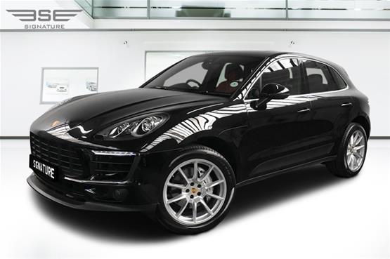 Porsche Macan S Rental