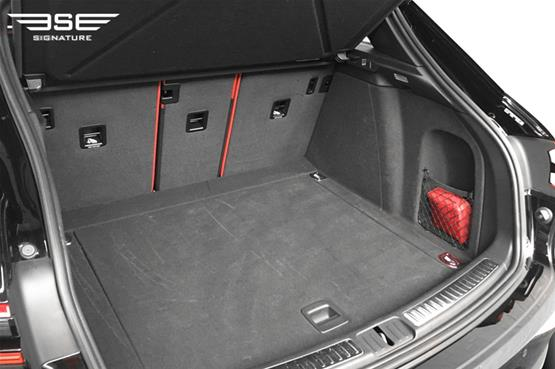 Porsche Macan S Boot Space