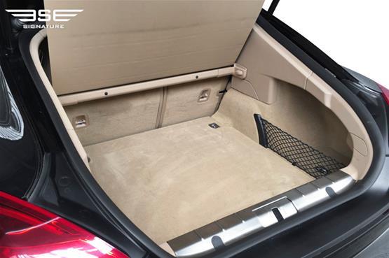 Porsche Panamera S Boot Space