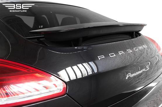 Porsche Panamera S Spoiler